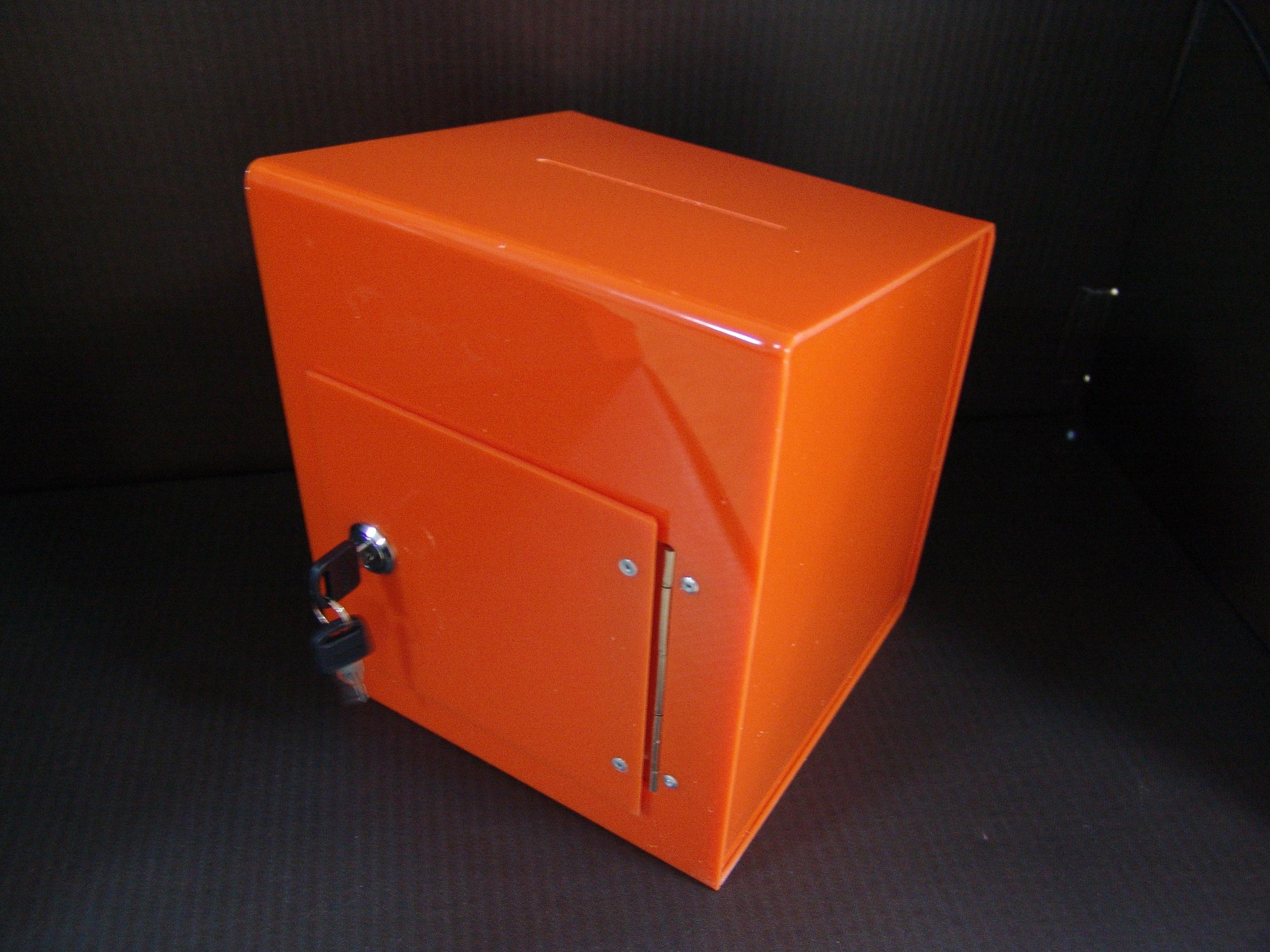 Ящик для почты настольный