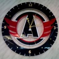 Корпоративный дизайн часов
