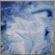 Картина без рамы Зима