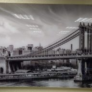 Картина на оргстекле Мосты мира